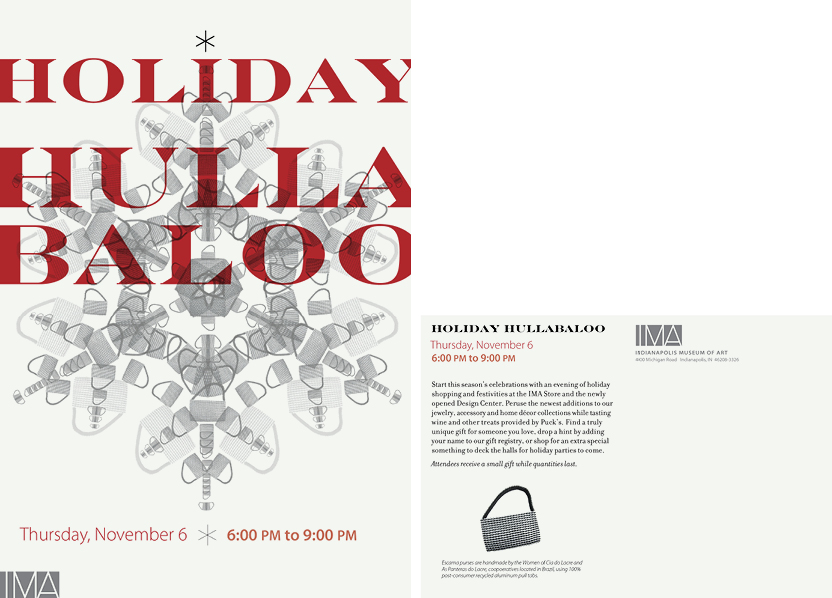 Holiday Hullabaloo Announcement